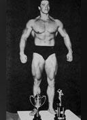 Шварценеггер - мистер вселенная 1968