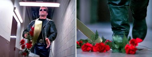 Easter Egg: Пушки и розы