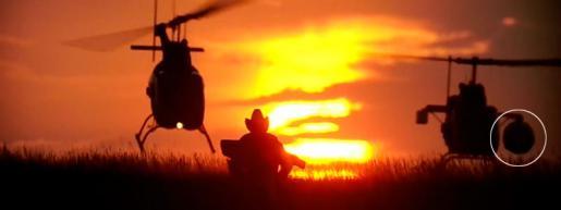 Киноляп: Камера на вертолете