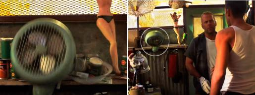Киноляп: Волшебный вентилятор