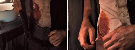 Киноляп: Кровавое пятно