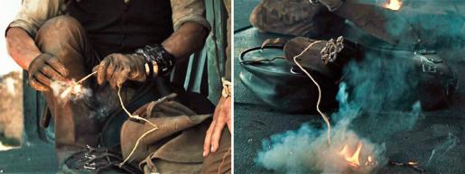 Киноляп: Второй бикфордов шнур