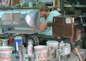 Еще одна модель грузовика
